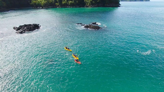 Manuel Antonio Sea Kayak and Snorkeling Adventure