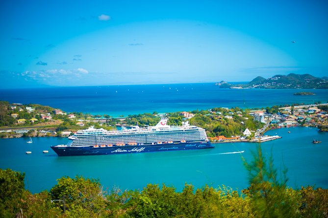 St Lucia Cruise Ship Excursion