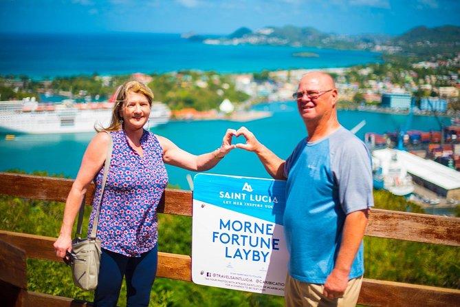 St Lucia Cruise Ship Excursion