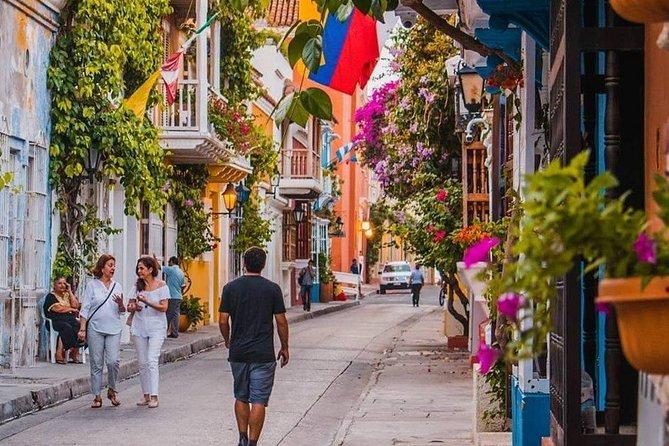 Cartagena Guided Walking Tour