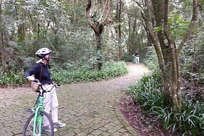 Bike Tour Interparques by KuritBike