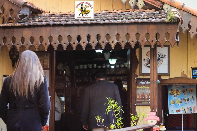 Gastronomic Tour in Curitiba with Jens Tours