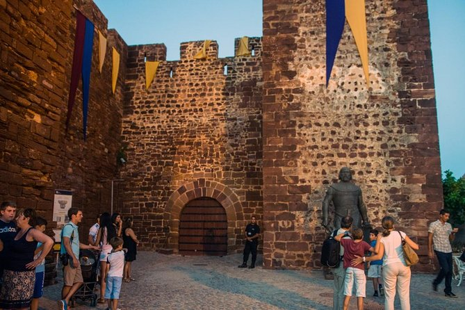 Silves Castle & Old Town stop at Chapel of Bones