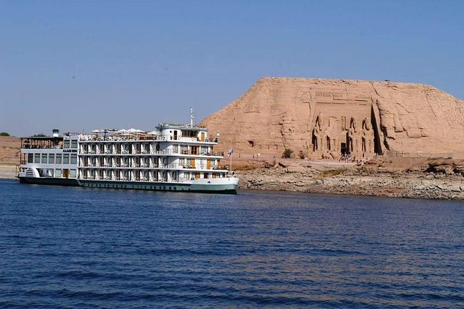 Nile cruise from luxor to aswan and hot air balloon