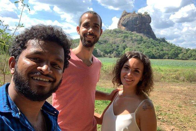 Kandy Dambulla Sigiriya Tour
