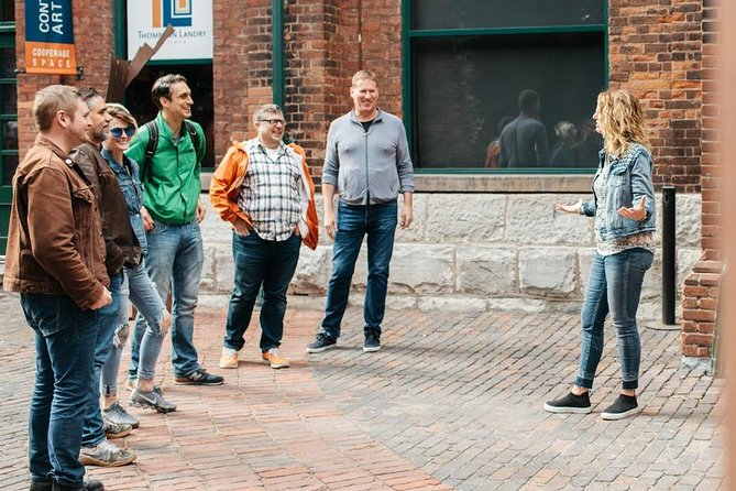 Toronto Distillery District Walking Tour