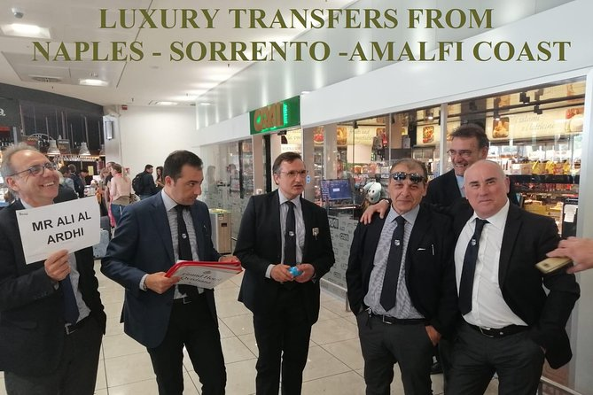 Private car service Naples Airport To Sorrento or vv photo 4