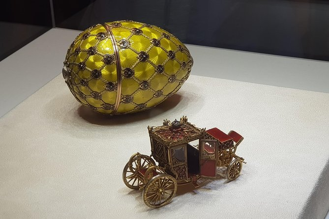 1.5-hour guided tour of Faberge Museum