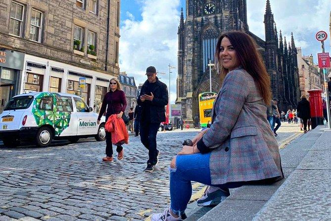 Harry Potter Tour in Edinburgh