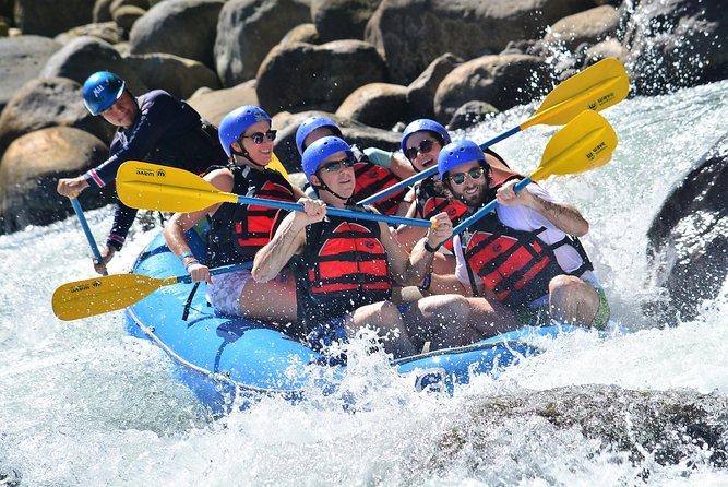 Sarapiqui White Water Rafting from La Fortuna