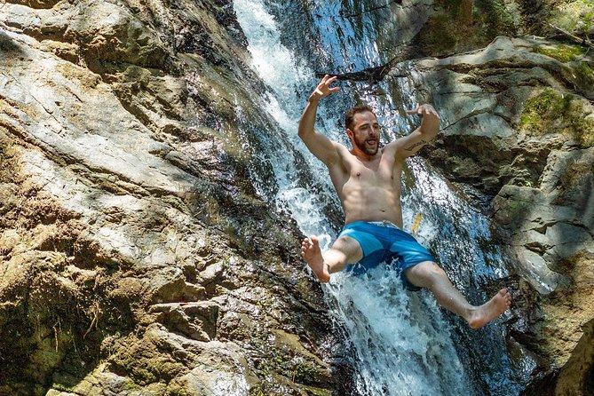 Full Day Waterfall Adventure