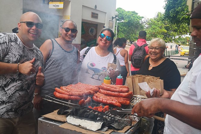 Street food tour with Julie