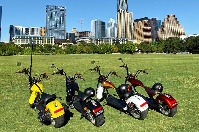 Austin Electric Minibike Adventure Tour