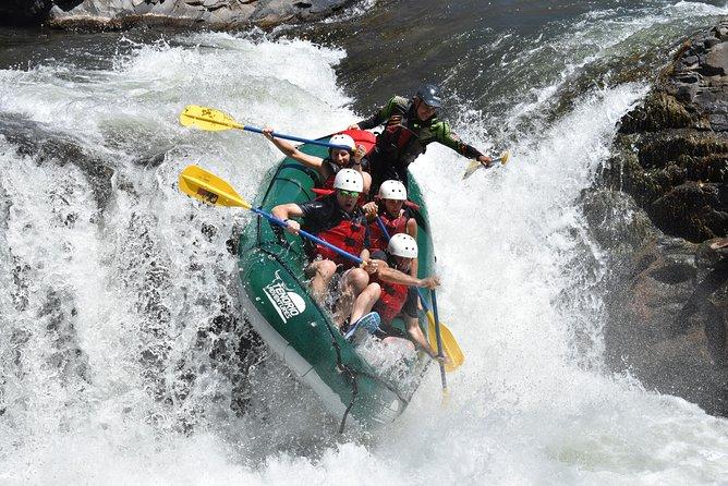 Tenorio White Water Rafting from Guanacaste