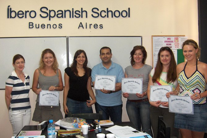 Standard Spanish Course -Group Lessons - 20 hours per week. photo 12
