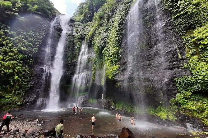 Waterfall And Lake Countryside Tour