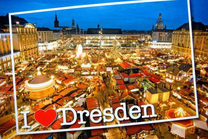 Private Custom Tour from Prague-Dresden Christmas Market & Saxon Switzerland
