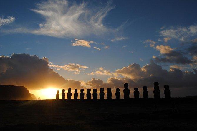 Tongariki Sunrise Experience