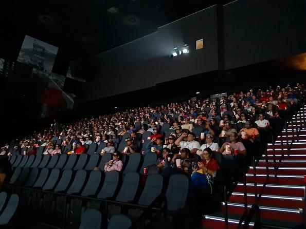 IMAX Theater and Miraflores Locks