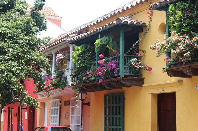 GOD 3- COLONIAL ROMANTICISM AND PASSIONS OF CARTAGENA'S PAST Shore excursions