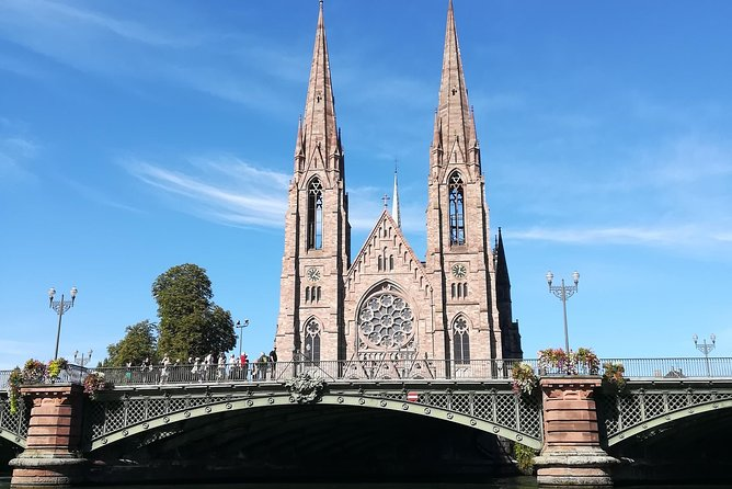 Strasbourg Visit through the centuries and great men