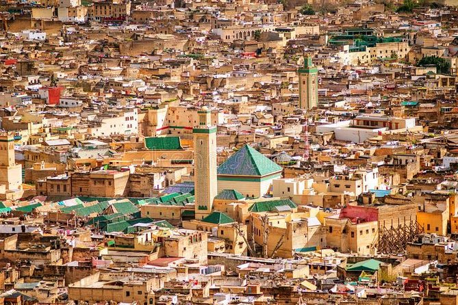 4 Day Private Morocco Sahara desert tour From Marrakech to Fes