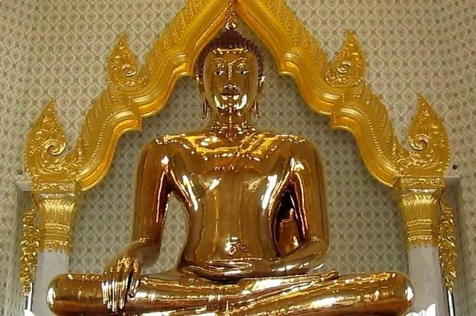 Bangkok City and Temple Tours with Gems Gallery