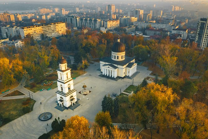 The best of Chisinau walking tour