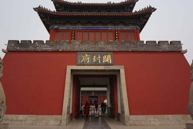 Private 3-Day Tour Featuring Shaolin Temple and other Must-See Spots in Henan photo 7