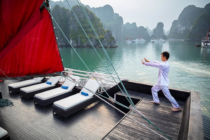 3-Day Halong Bay Syrena Cruise - Included Round Trip Transfer