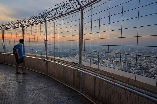 Sky Dining Buffet in Baiyoke Sky Hotel's 76th & 78th Floor photo 10