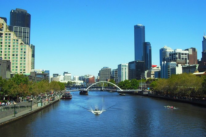 Melbourne City River Trails