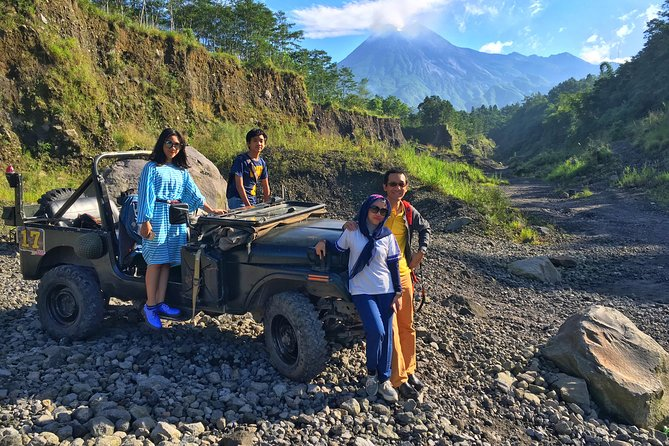 Merapi Sunrise by Jeep & Jomblang Cave Tour photo 3