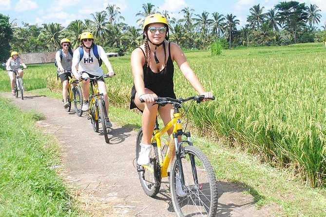 Bali Countryside Cycling Tour All Inclusive