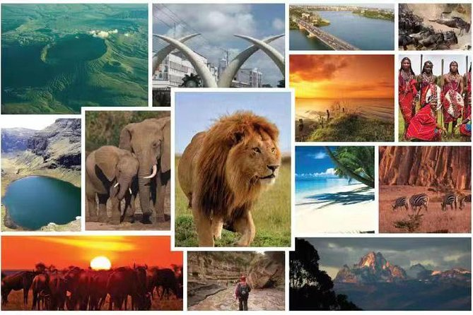 5 Days 4 nights Masai Mara