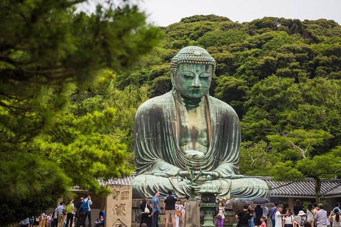 Private Tour Kamakura and Enoshima With English Speaking Guide