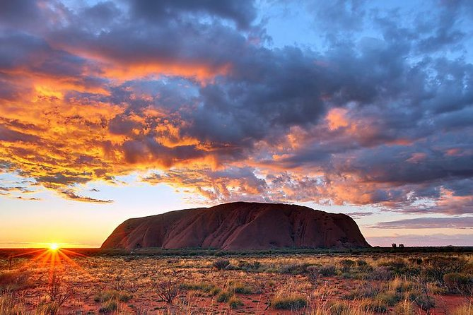 Uluru Sunrise Tour image
