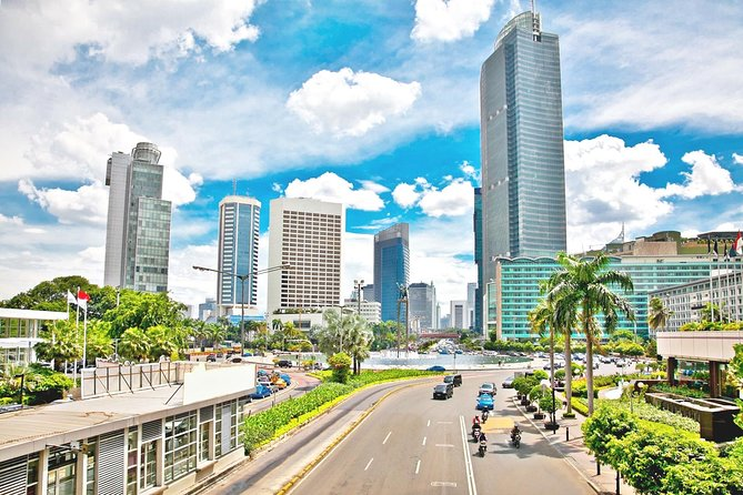 Jakarta Your Way (Full Day Private Car Charter with Guide)