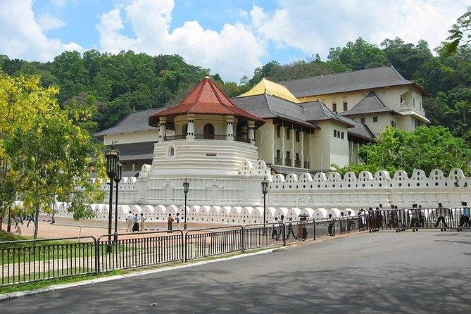 Kandy Day Tour From Bentota