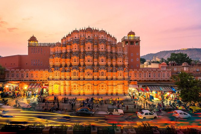 Affordable transfer from Agra to Jaipur via Fatehpur Sikri