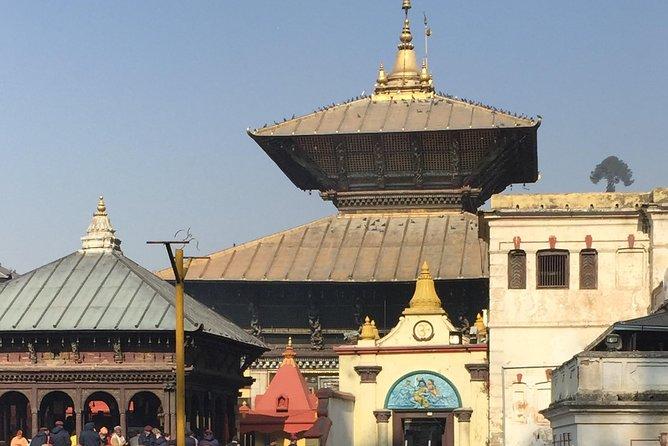 Pashupatinath, Manakamana, Pokhara
