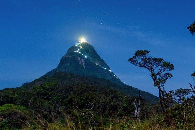 Srilanka Hiking & Trekking - Adam's Peak Tour 5D/4N