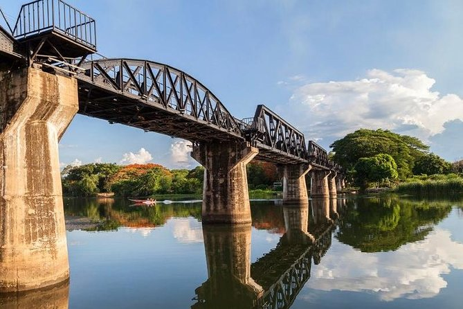 River Kwai Tour 2 Day from Hua Hin - Join Tour