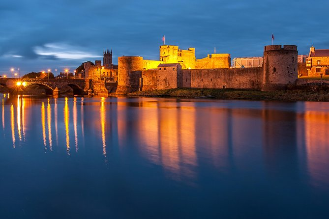 Billet d'entrée pour le King John's Castle