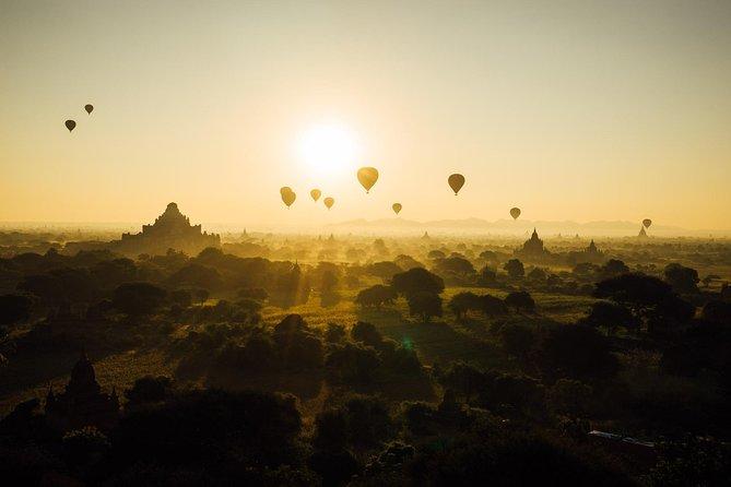 Bagan lifestyle Tour