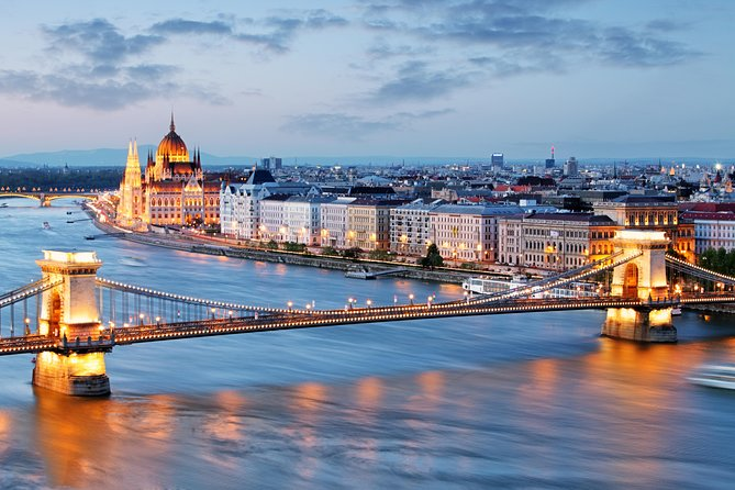 Day Trip from Zagreb to Budapest