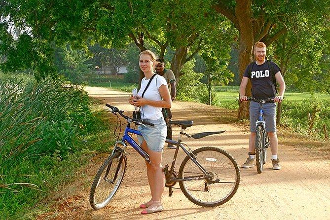 Cycling Expedition in Yala from Hambantota Harbor