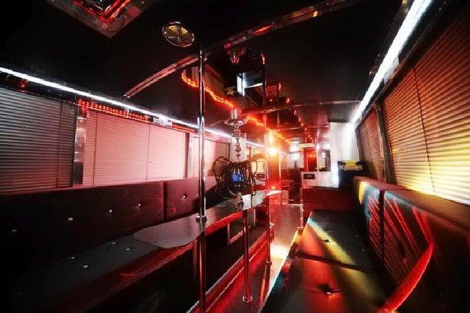 Riga Party Bus Night Tour