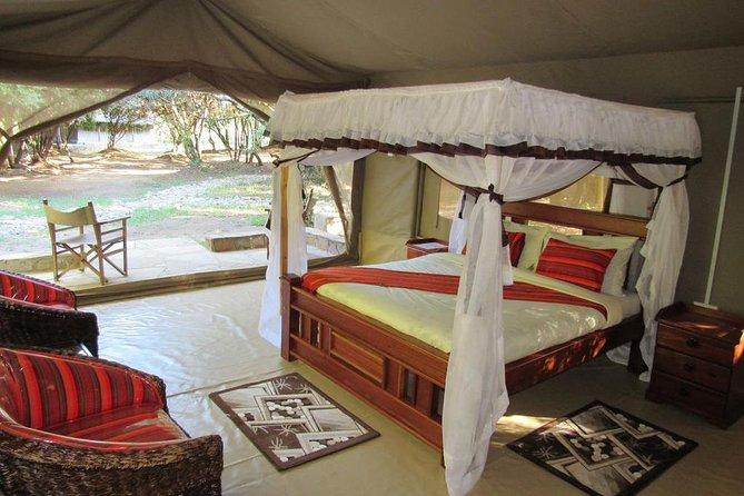 5 Days Budget Camping Kenya Safari