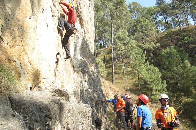 Multi-day; Rafting, Rock Climbing and Bandipur hiking